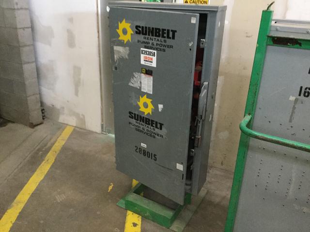 0120d9a0c84d Electrical Distribution Equipment For Sale | IronPlanet
