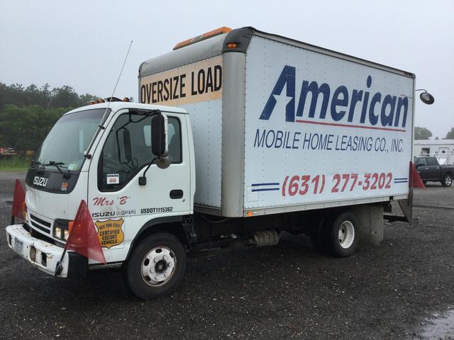 2003 Isuzu NPR Cargo Truck