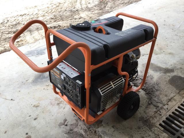 Generac Power Systems GP15000E
