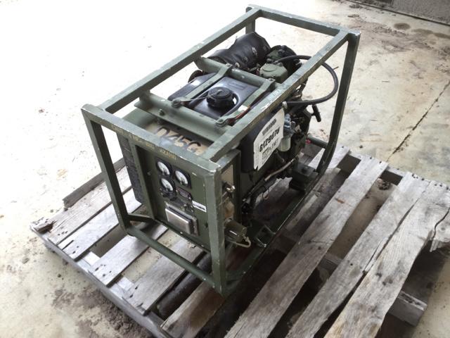 Dewey Electronics MEP-531A 2kW