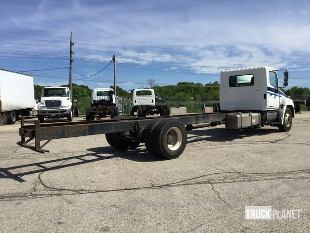 Surplus 2013 Hino 338 Cab & Chassis in Milwaukee, Wisconsin
