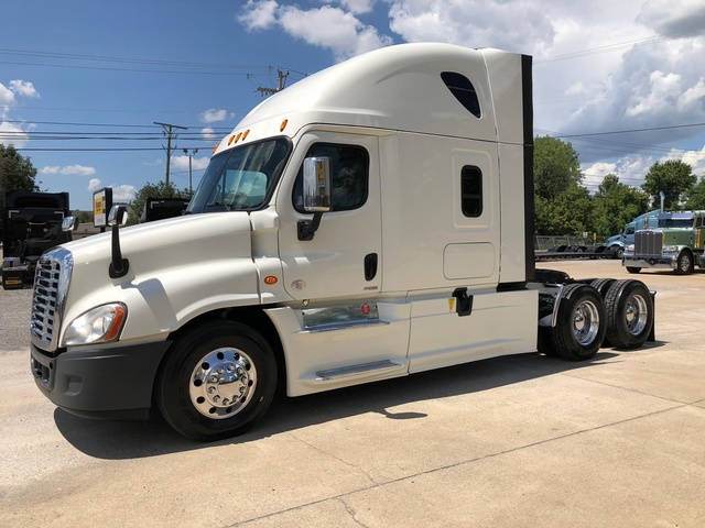 2016 Freightliner Cascadia 125 T/A