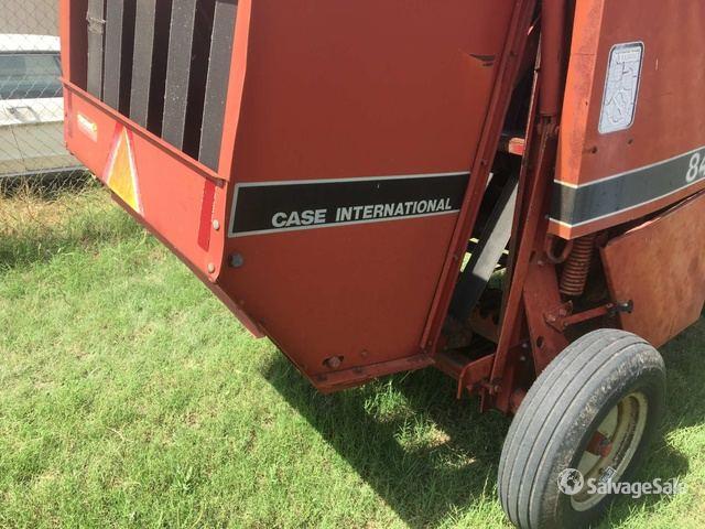 1995 Case 8420 Round Baler in Waco, Texas, United States