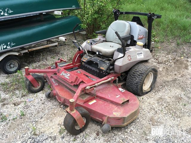 Surplus Exmark LZ27DD724 Lazer Z Mower in New Braunfels