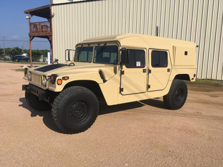 Humvees For Sale | TruckPlanet