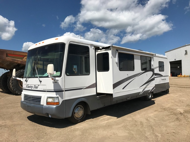 Motor Home For Sale | IronPlanet