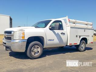 Service/Utility Trucks For Sale | TruckPlanet