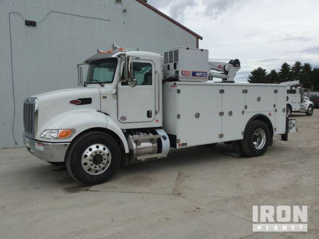 2020 Peterbilt 337 S/A Service Truck w/ Crane - New in