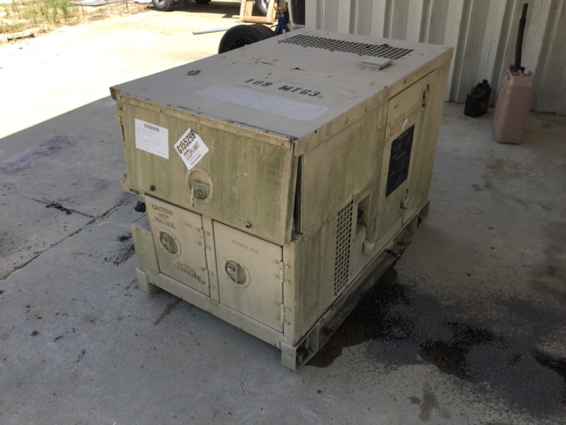 Generator Sets Government Surplus For Sale | IronPlanet
