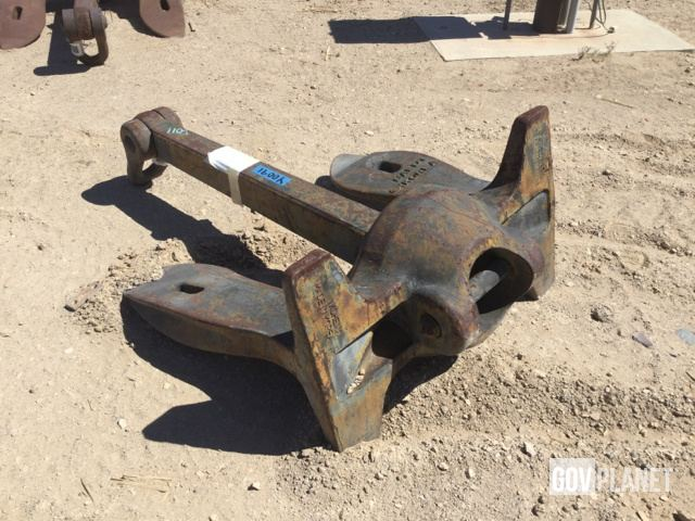 Surplus Dor-Mor 2000-P Mooring Anchor in Yermo, California, United