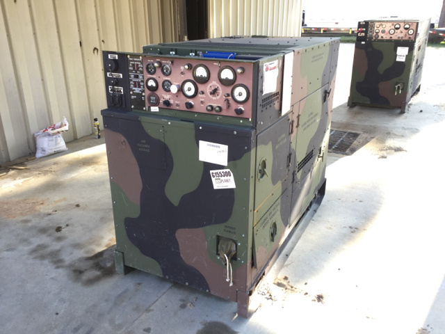 Fermont MEP-804A 15kW Generator Set