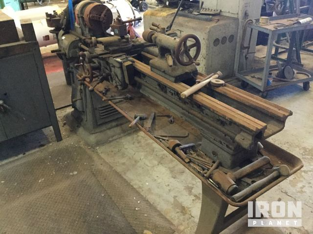South Bend Precision Lathe in Yorktown, Virginia, United