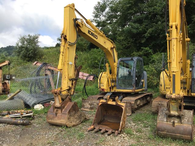 Kobelco Track Excavator: <70t For Sale | IronPlanet