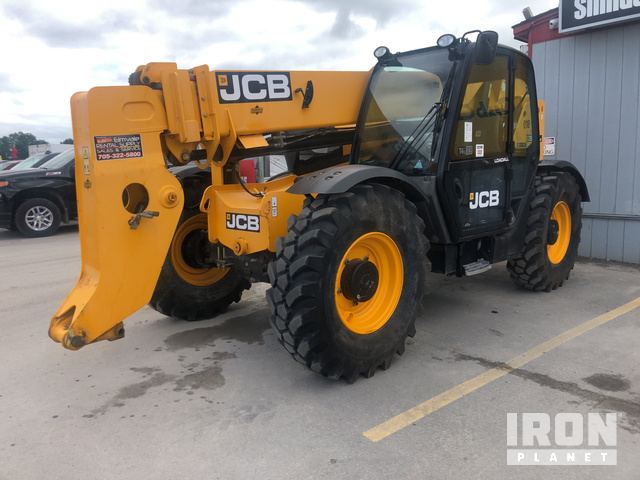 JCB Telescopic Handlers for sale | Ritchie Bros