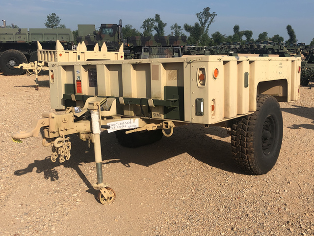 Military Trailers For Sale   GovPlanet