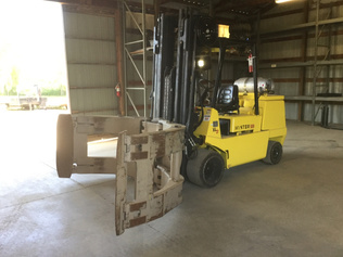 Cushion Tyre Forklifts