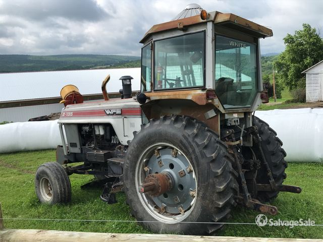 White 2-135 2WD Tractor in Meyersdale, Pennsylvania, United
