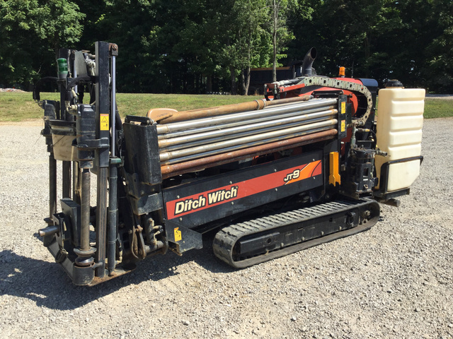 2015 Ditch Witch JT9 Directional Drill