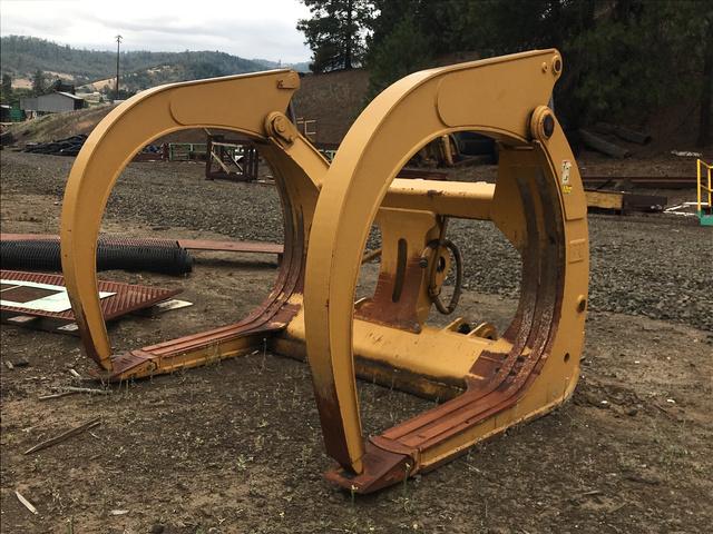 Cat Wheel Loader Grapple - Fits 950K /