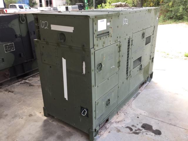 Generator Sets For Sale | GovPlanet