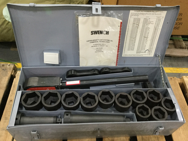 Power Hawk Swench 41-00012-00 Hand