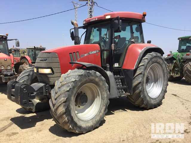 2009 Case IH CVX 195 4WD Tractor, MFWD Tractor