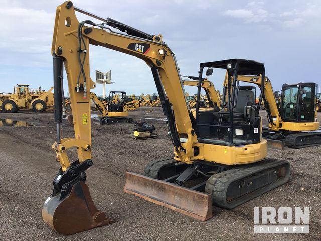 2015 Cat 305E2 CR Mini Excavator In Eloy Arizona United