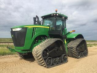 Landbrugstraktorer
