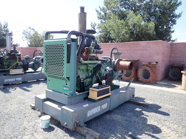 Pioneer Water Pumps For Sale | IronPlanet