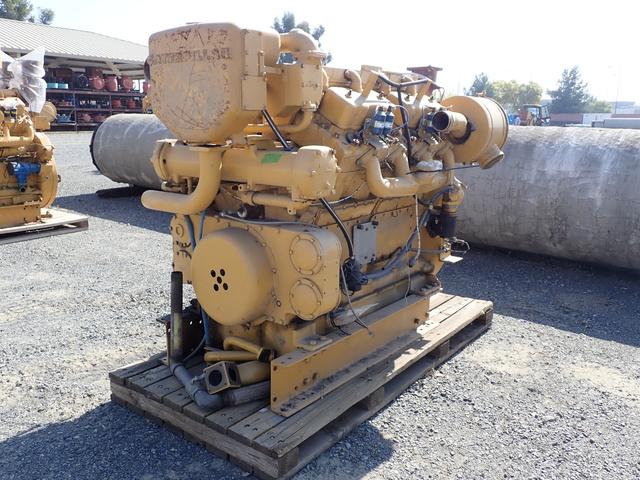 Cat G379 Diesel Engine