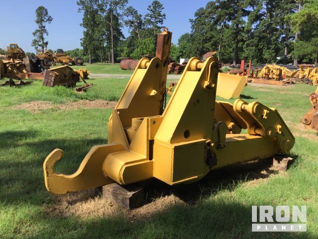 Caterpillar D9H Crawler Tractor Specs & Dimensions