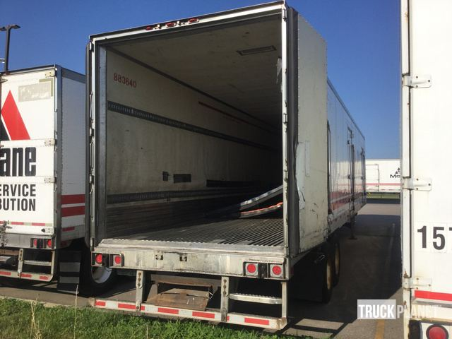 2005 Utility VS2RA Refrigerated Trailer in Hebron, Kentucky