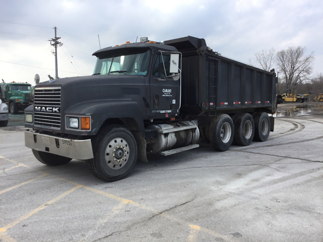 Mack Trucks For Sale >> Mack Dump Trucks For Sale Ironplanet