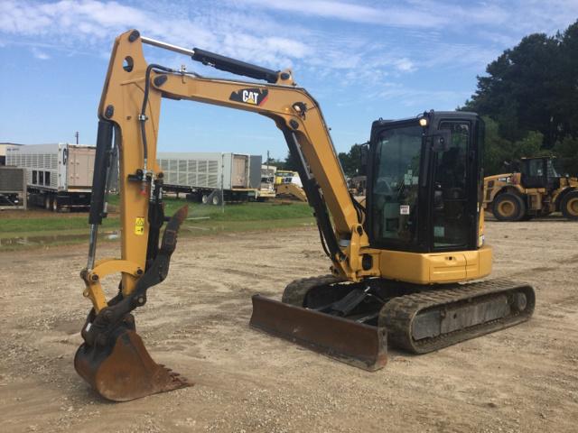 2015 Cat 305 5E2CR Mini Excavator