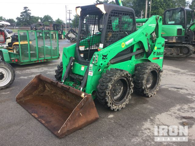 2013 Bobcat S650 Skid-Steer Loader in Louisville, Kentucky