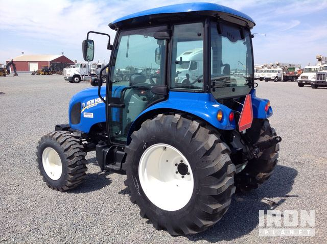 NEW HOLLAND BOOMER 41 47 COMPACT TRACTOR OPERATION /& MAINTENANCE BOOK MANUAL
