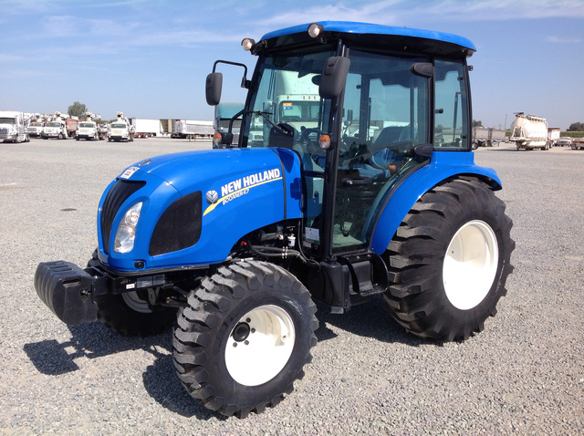 2016 New Holland Boomer 47 4WD