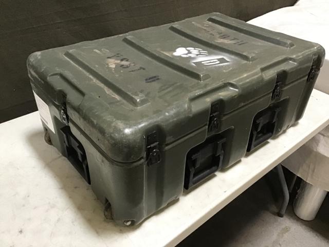 (12) Hardigg Storage Cases
