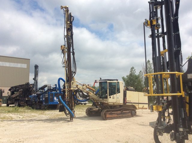 Used Blast Hole Drills For Sale | IronPlanet