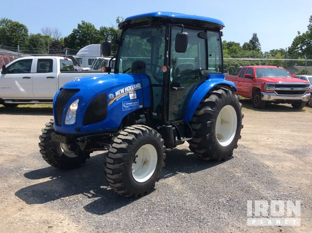 New Holland T5050 4WD Tractor Specs & Dimensions :: RitchieSpecs