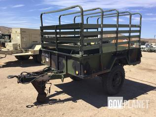 Military Trailers For Sale | GovPlanet