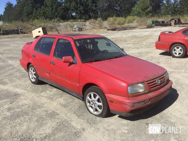 surplus 1998 volkswagen jetta glx sedan in lakewood washington united states govplanet item 2460605 govplanet