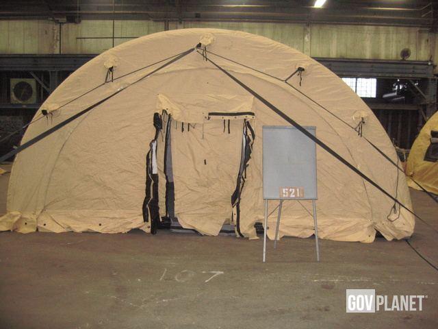 Surplus HDT XXXVII Temper Shelter in Fort Wayne, Indiana