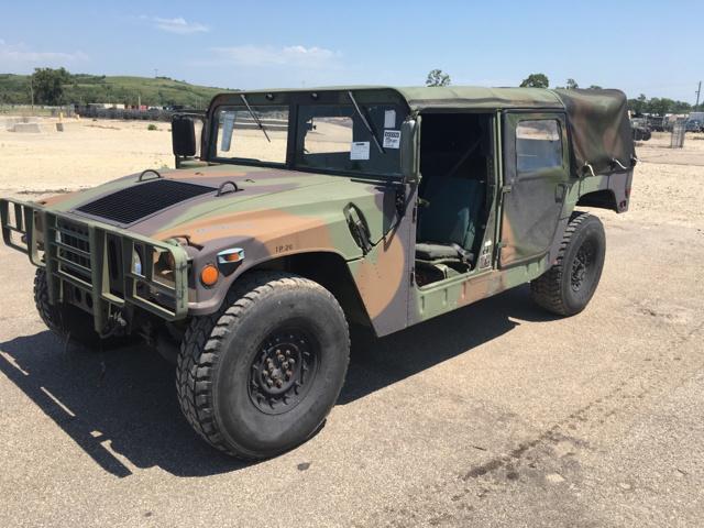 AM General M998 HMMWV 4 Door Soft