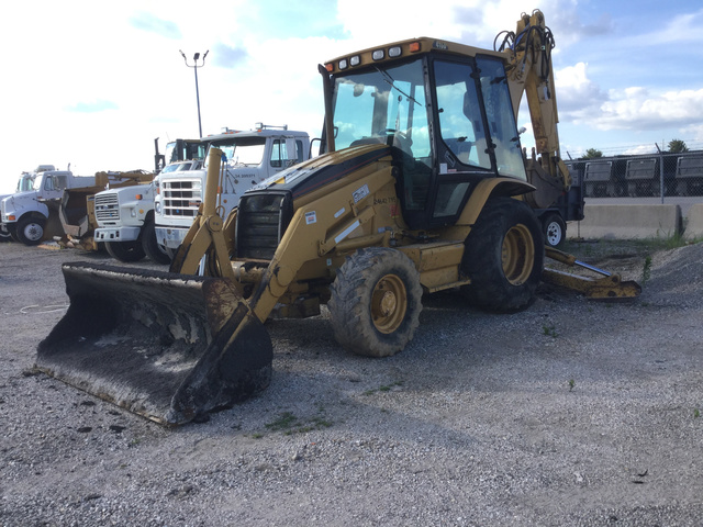 1989 cat 416 transmission manual