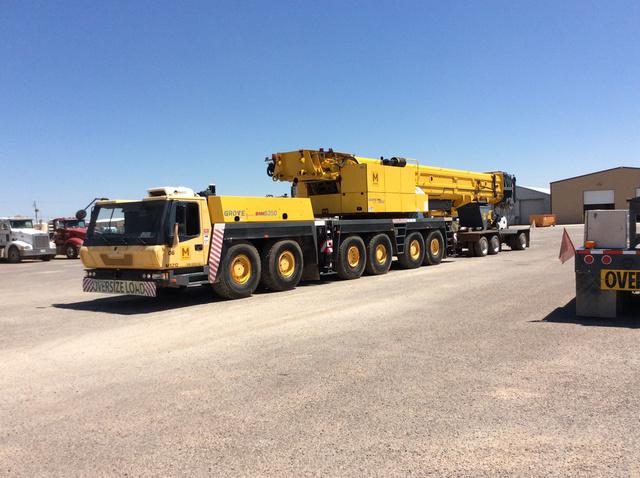 Grove Mobile Cranes For Sale | IronPlanet