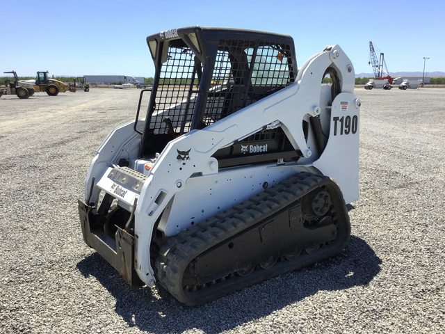 Compact Track Loaders For Sale | IronPlanet