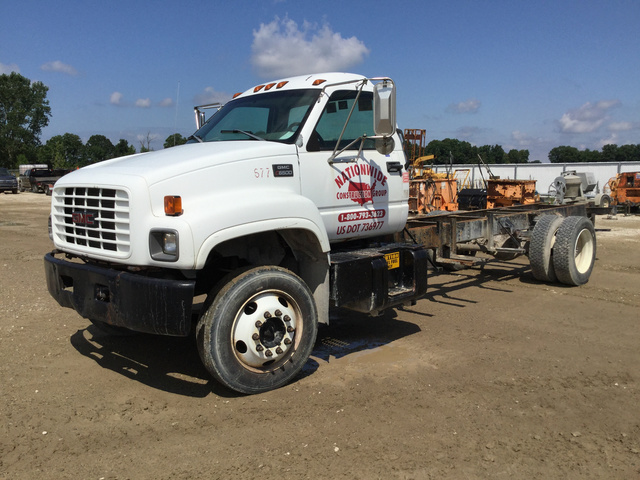 Cab & Chassis Trucks For Sale | IronPlanet