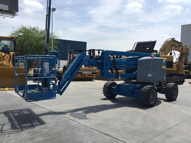Articulating Boom Lifts For Sale | IronPlanet