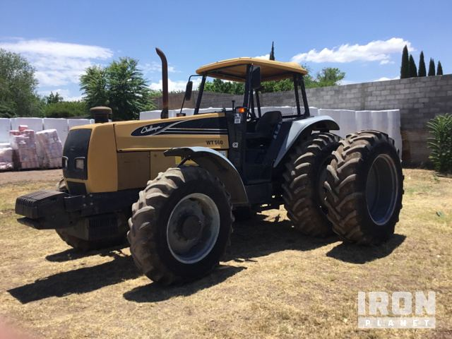 Challenger WT560 4WD Tractor in Casas Grandes, Chihuahua
